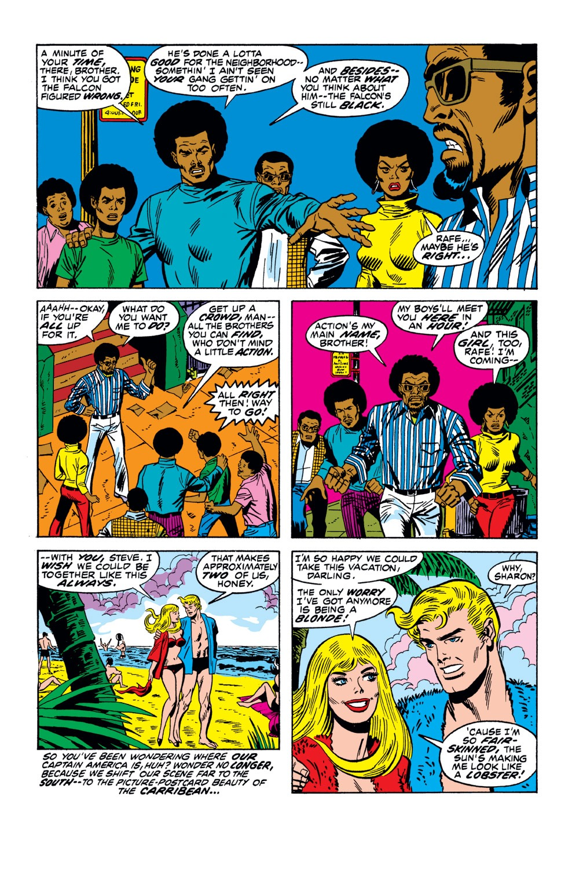 Captain America (1968) Issue #154 #68 - English 7