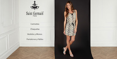 ropa para mujer Saint Germain