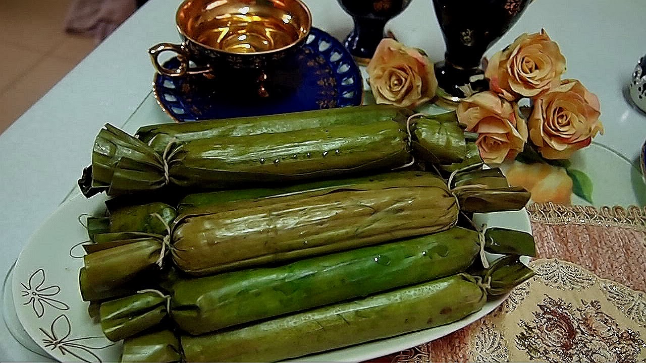 how to make suman na malagkit