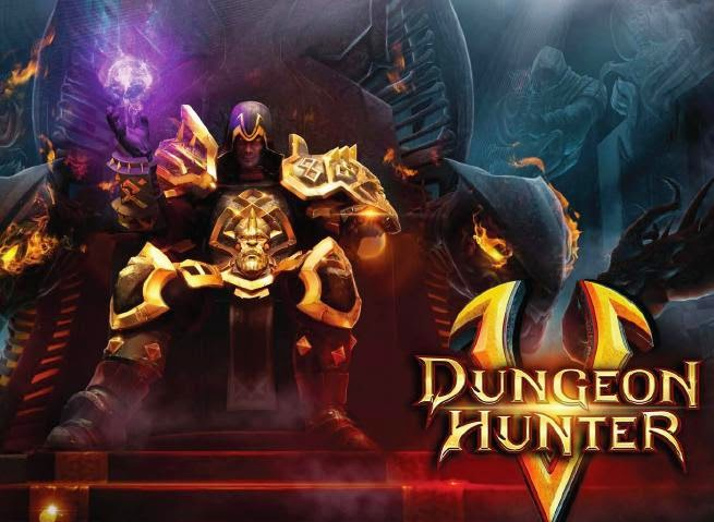 Gameloft's Dungeon Hunter 5 Now Available for Download