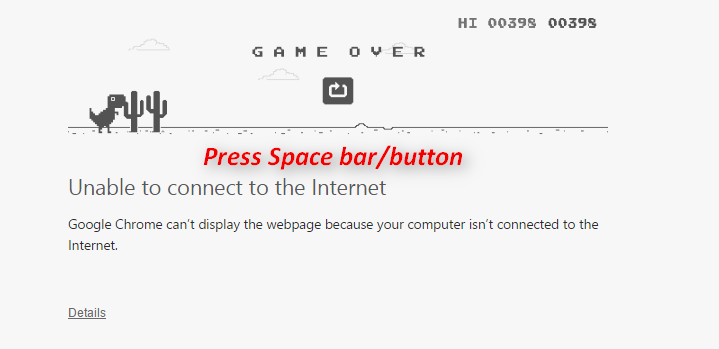 A Hidden Game in Your Google Chrome, Works on Android and PC