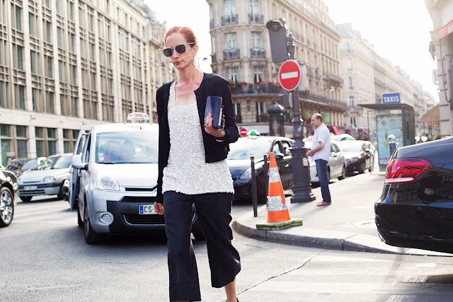 Para ir a lo oficina ¿qué me pongo? chaqueta negra pantalones negros cuerpo de lenjuelas