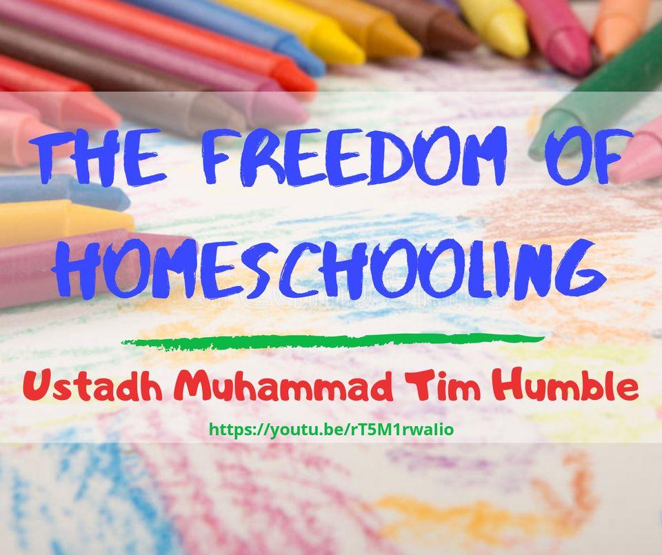 Advice on Tarbiyah & Homeschooling