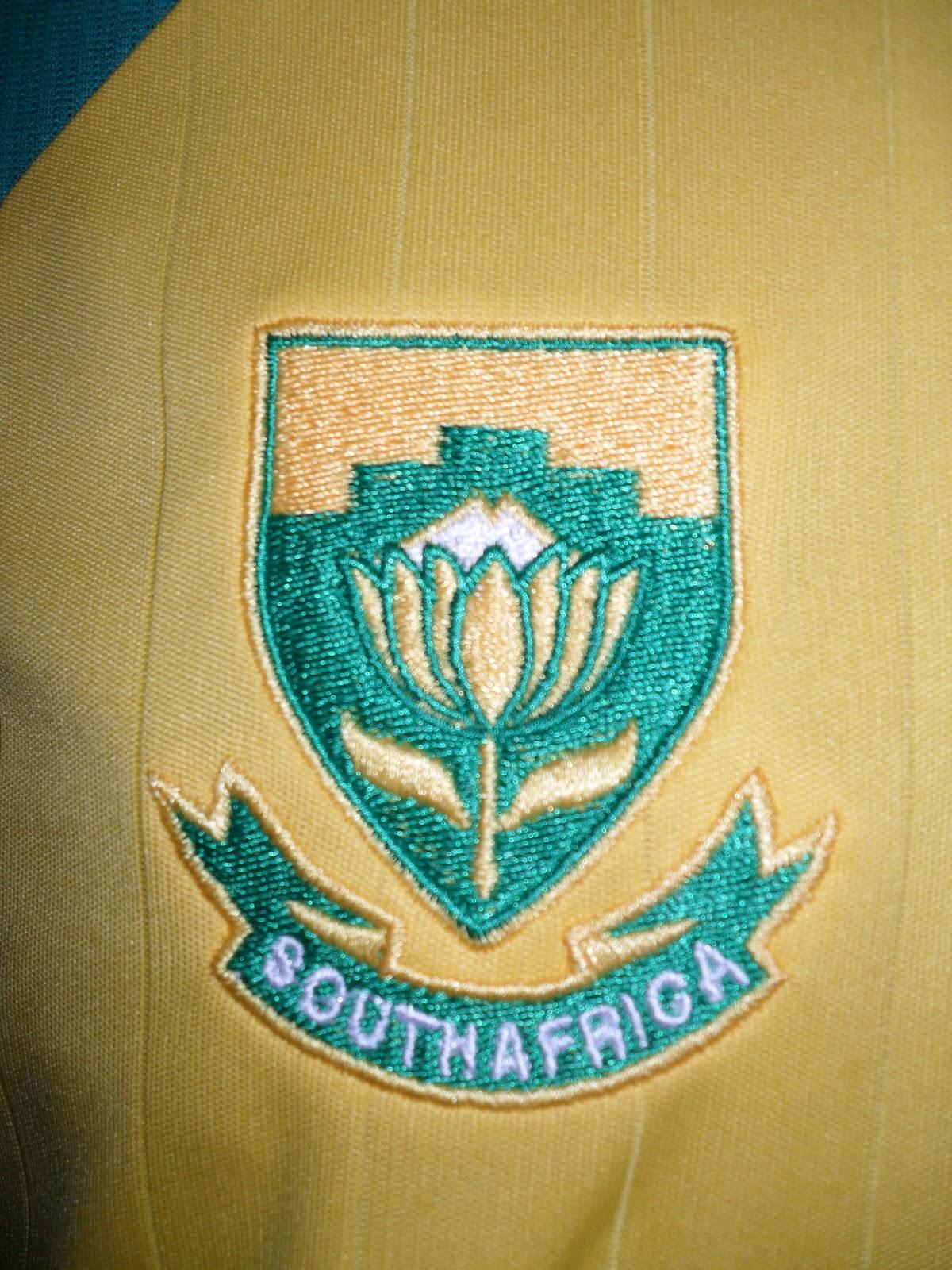 Mon grenier maillots afrique du sud south africa 1998 - Qualification coupe de monde afrique ...