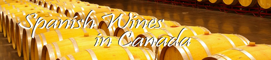 Spanish Wines In Canada