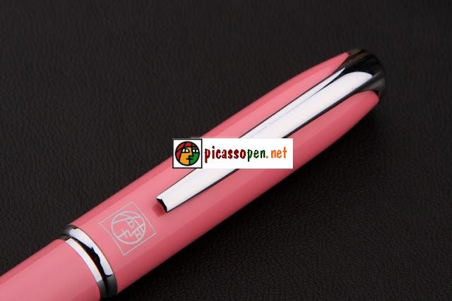 Nắp bút Picasso 916 màu hồng
