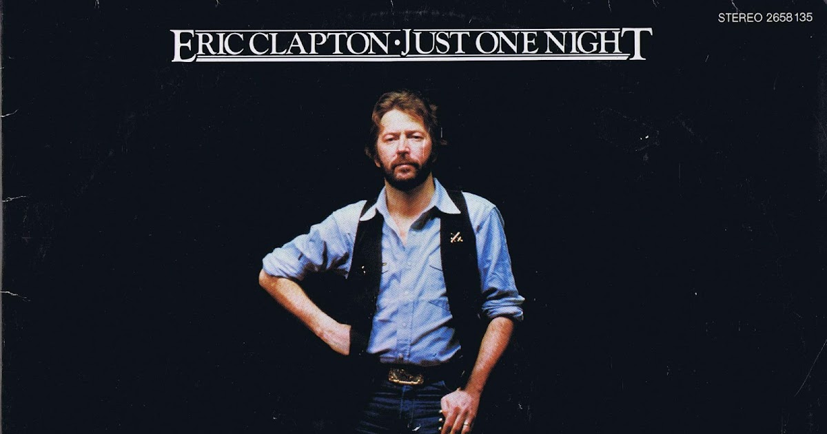 Eric Clapton - One Night In Melbourne