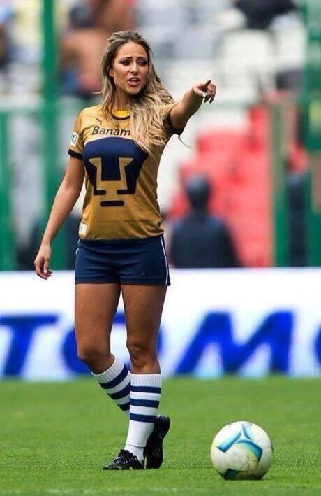 Football Club Babes: Vanessa Huppenkothen (Gallery ...