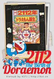 2112: Sinh Nhật Của Doremon