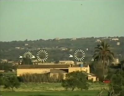 Windmuehle Mallorca