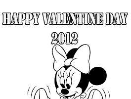 Valentine Snail Coloring Pages