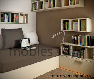 Modern Teen Bedroom Ideas by Sergi Mengot 7