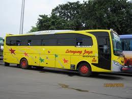 My First Step...: Rute Angkutan Umum - Bus AKAP