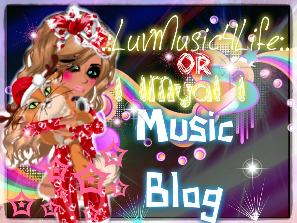 .:LuvMusic4Life:. Music Blog
