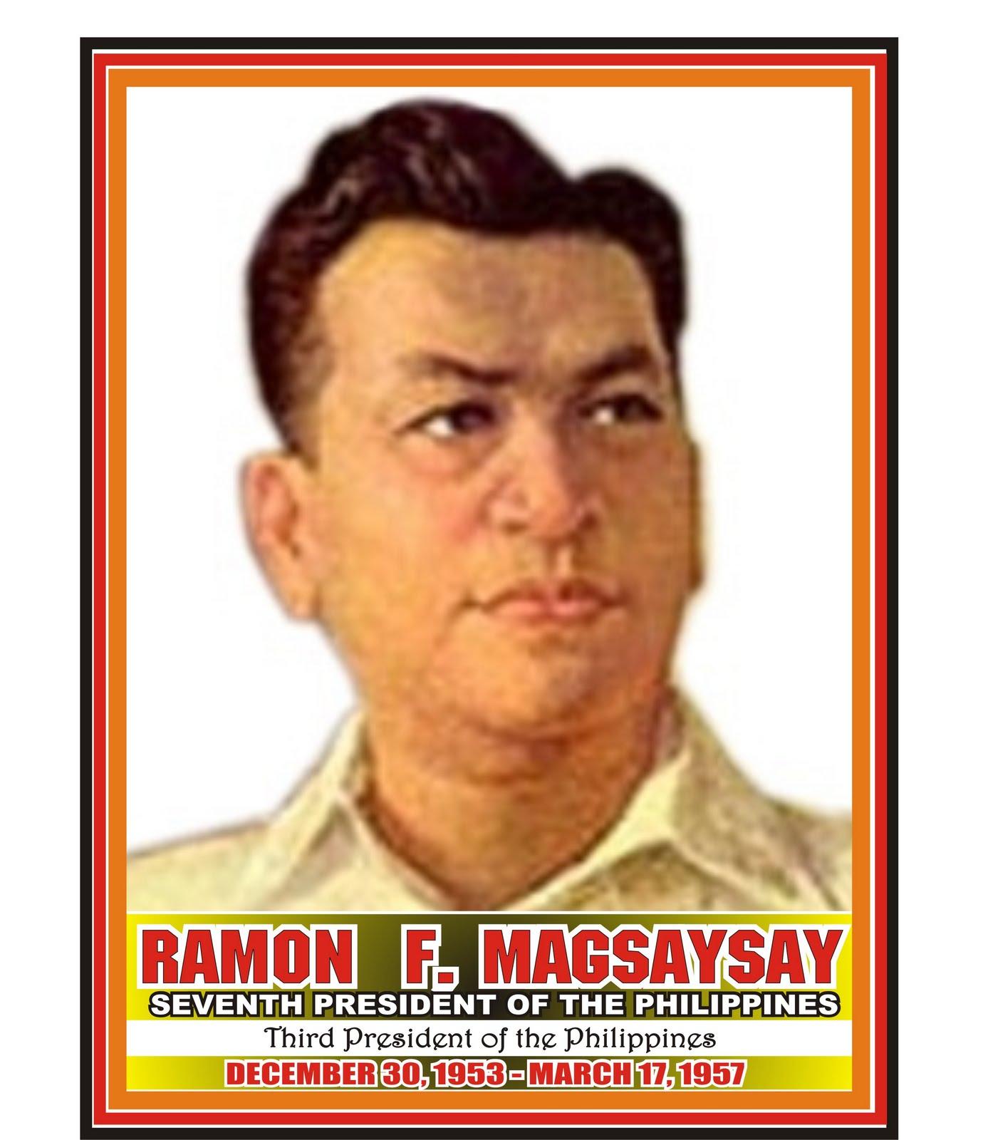 Ramon Magsaysay
