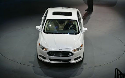 2013 Ford Fusion Price