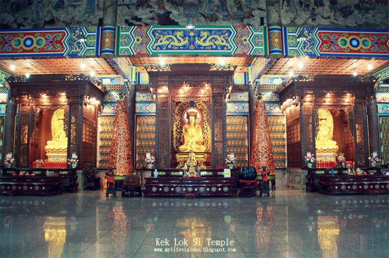 极乐寺 Kek Lok Si Temple