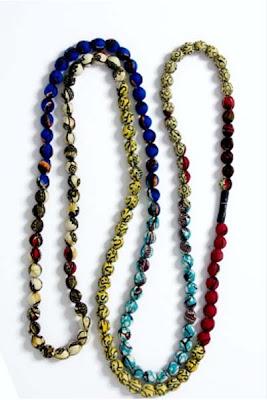 Ituen Basi beads