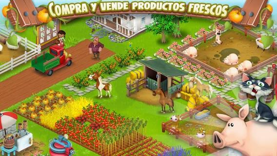 Hay Day, uno de los juegos más populares en dispositivos móviles