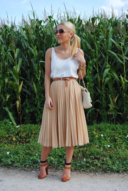 Blog La petite blonde