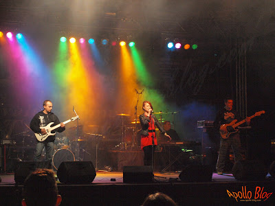 Concert Gentiana & The Band