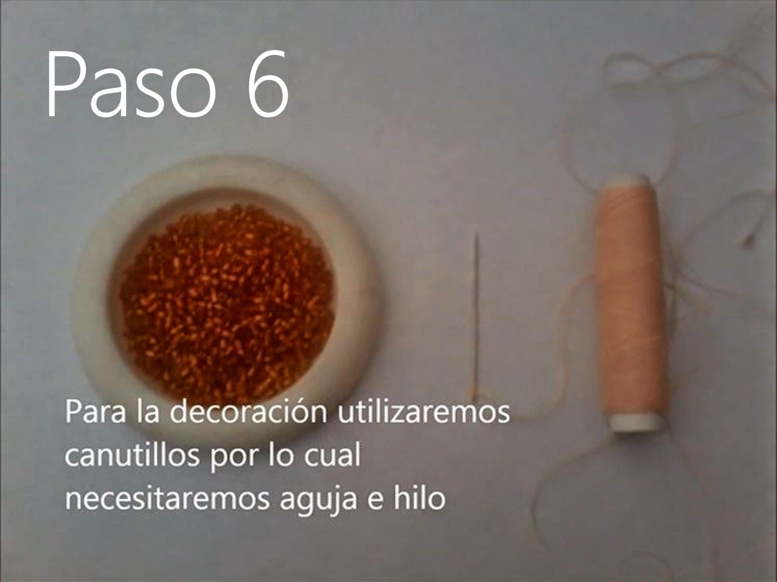 Bolso Naranja Paso 6