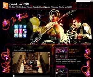 Music Touch WordPress Theme