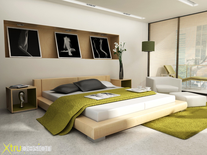 Bedrooms Interior Design