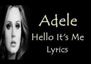 Lirik Dan Chord Gitar Adele Hello