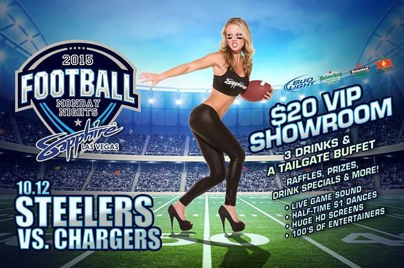 Monday Night Football Pittsburgh Steelers Vs San Diego