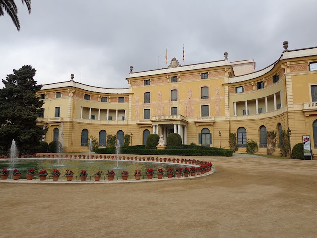 Palacio Pedralbes