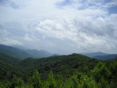 NAMC montessori style vacations america's national parks great smoky mountains