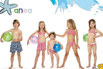 Bora Bora, Sommer Kinder Badeanzüge 2012/2013