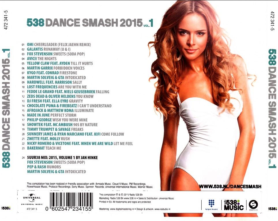Various - 538 Dance Smash 2009 Vol. 2