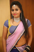 Neetha sizzling photo shoot in half saree-thumbnail-16
