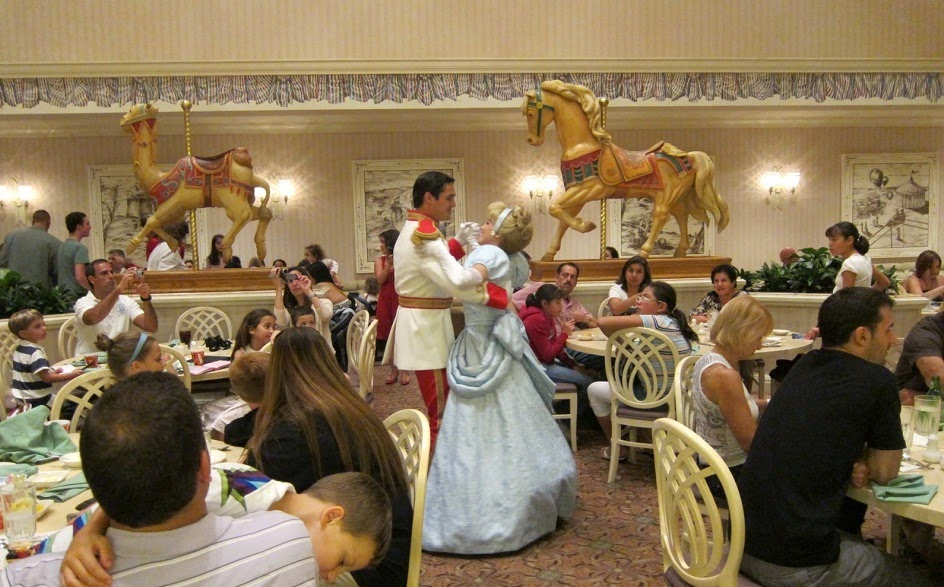 Restaurante 1900 Park Fare na Disney