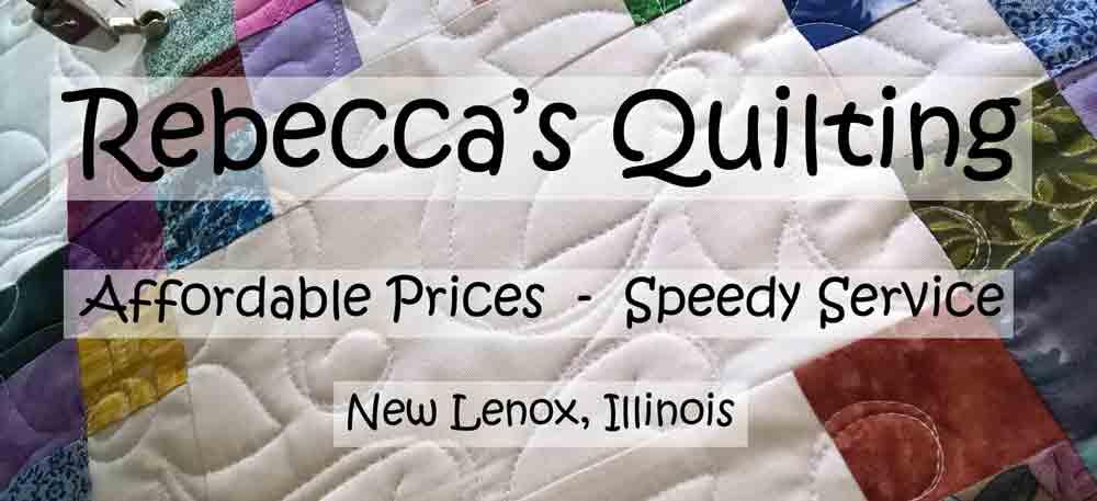 Rebecca's Quilting