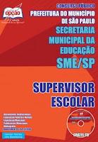 Apostila concurso sme sp supervisor escolar (sp).