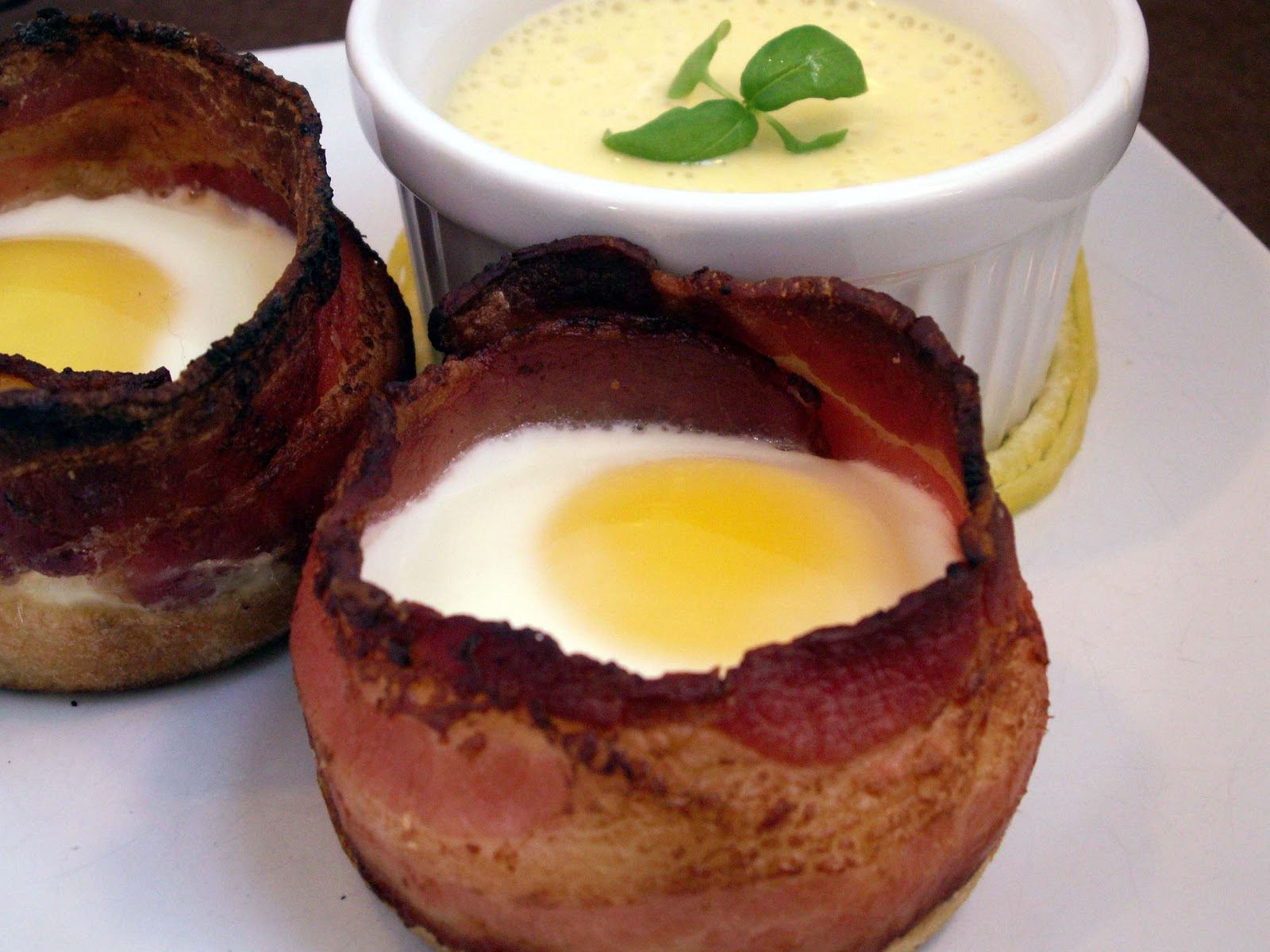 Mom, What's For Dinner?: Bacon and Egg Toast Cups Gluten Free