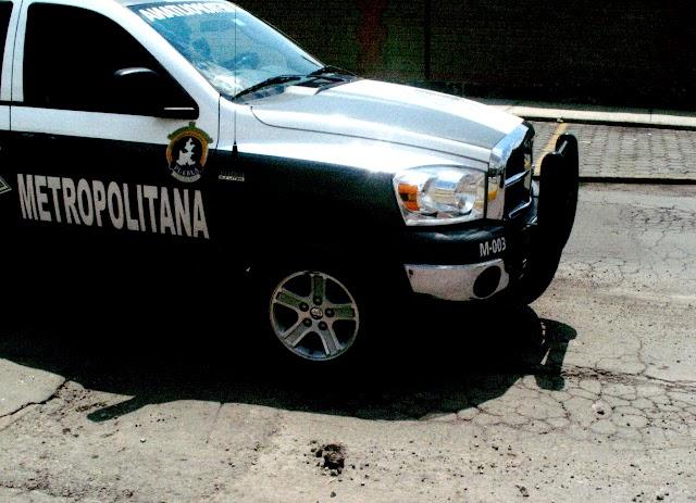 Arrojan artefactos explosivos en Tecama