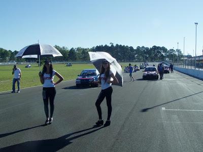 ... comience la actividad del Turismo 1400 en el autódromo de Concordia