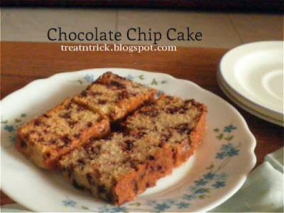 Cake Recipe @ http://treatntrick.blogspot.com