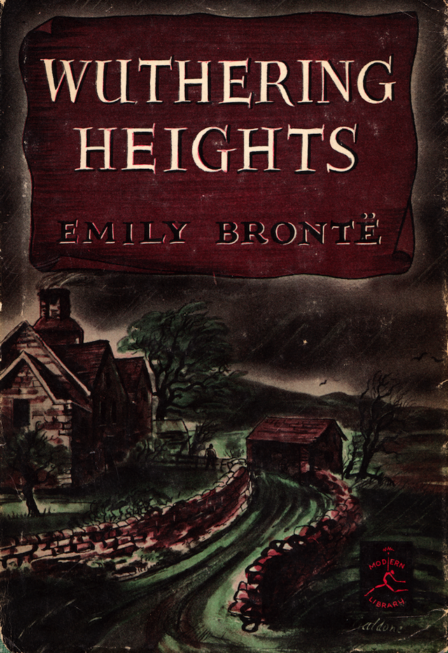 wuthering heights essay bibliography