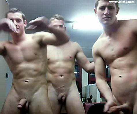 ... hot videos of naked men!: English Royal Marines: Naked and 'jerking