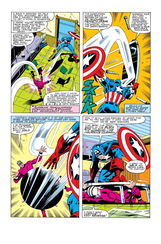 Captain America (1968) Issue #291 #207 - English 11