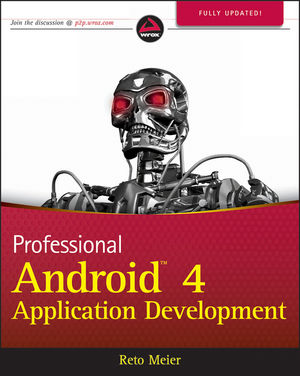 Professional Android 4 Application Development cover image