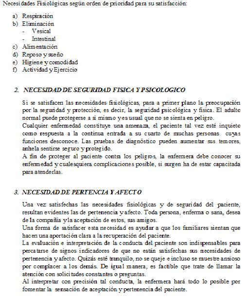 Baño General Del Paciente En Cama:FUNDAMENTOS DE ENFERMERIA: Necesidades Básicas del Paciente