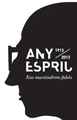 2013 - Any Espriu