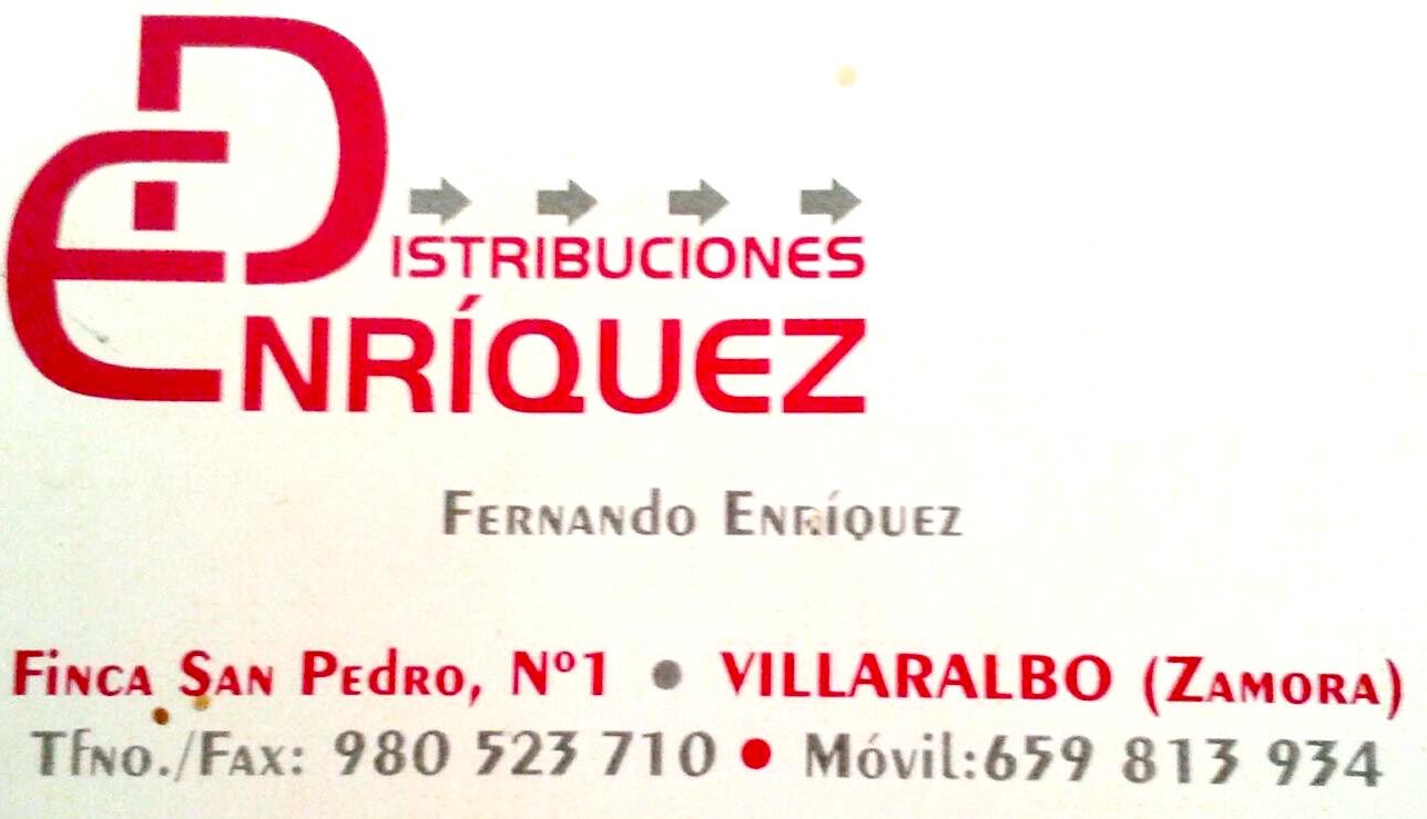 Distribuciones Enriquez