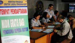 Pendaftaran Mudik Gratis 2015